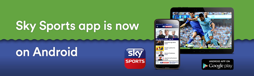 Sky Q App question, F1 sport related