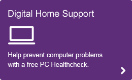 Digital home support